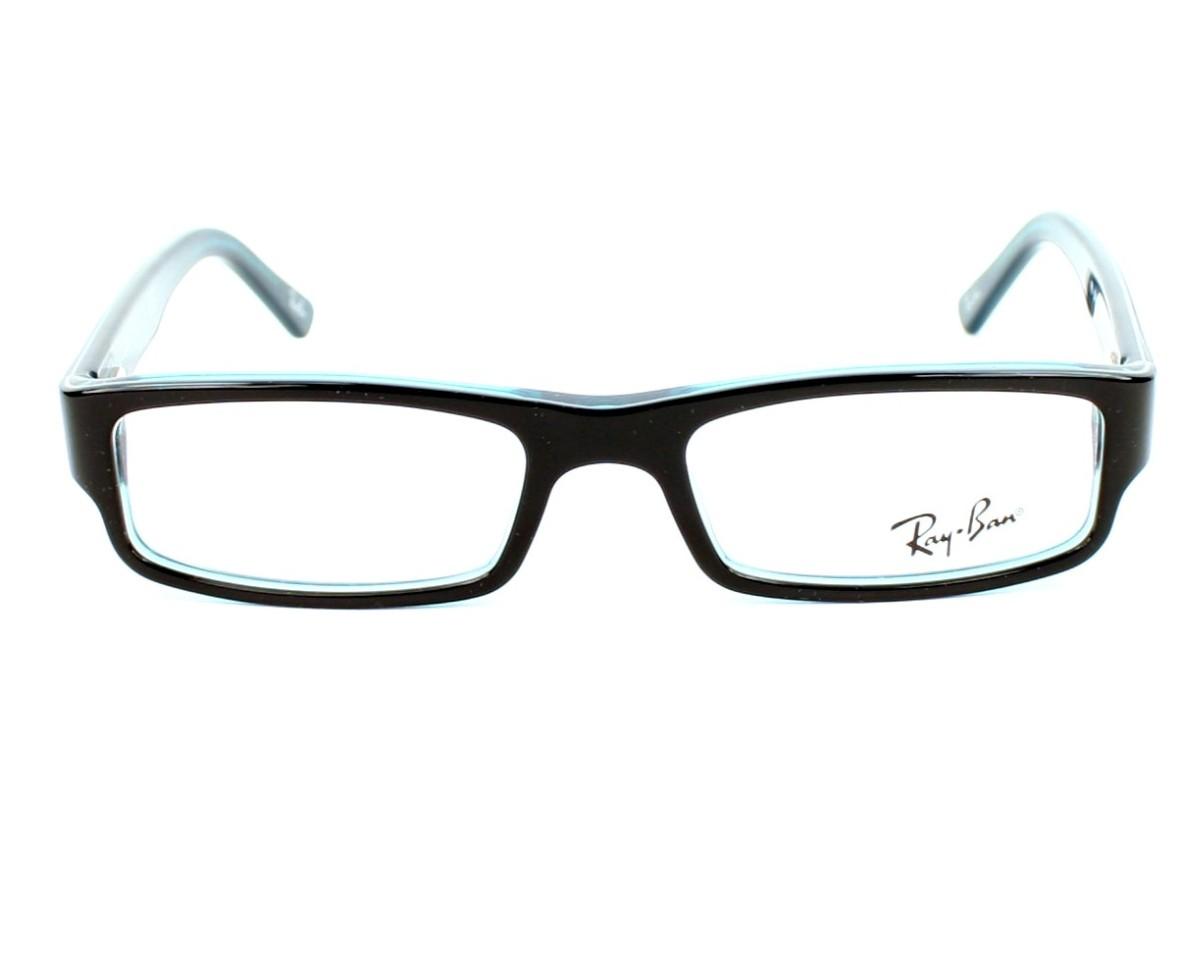 orig ray ban brille brillengestell rx5246 5092 neu ebay. Black Bedroom Furniture Sets. Home Design Ideas
