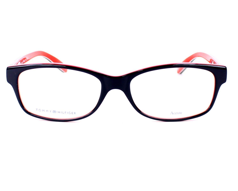 orig tommy hilfiger brille brillengestell th 1018 unn. Black Bedroom Furniture Sets. Home Design Ideas
