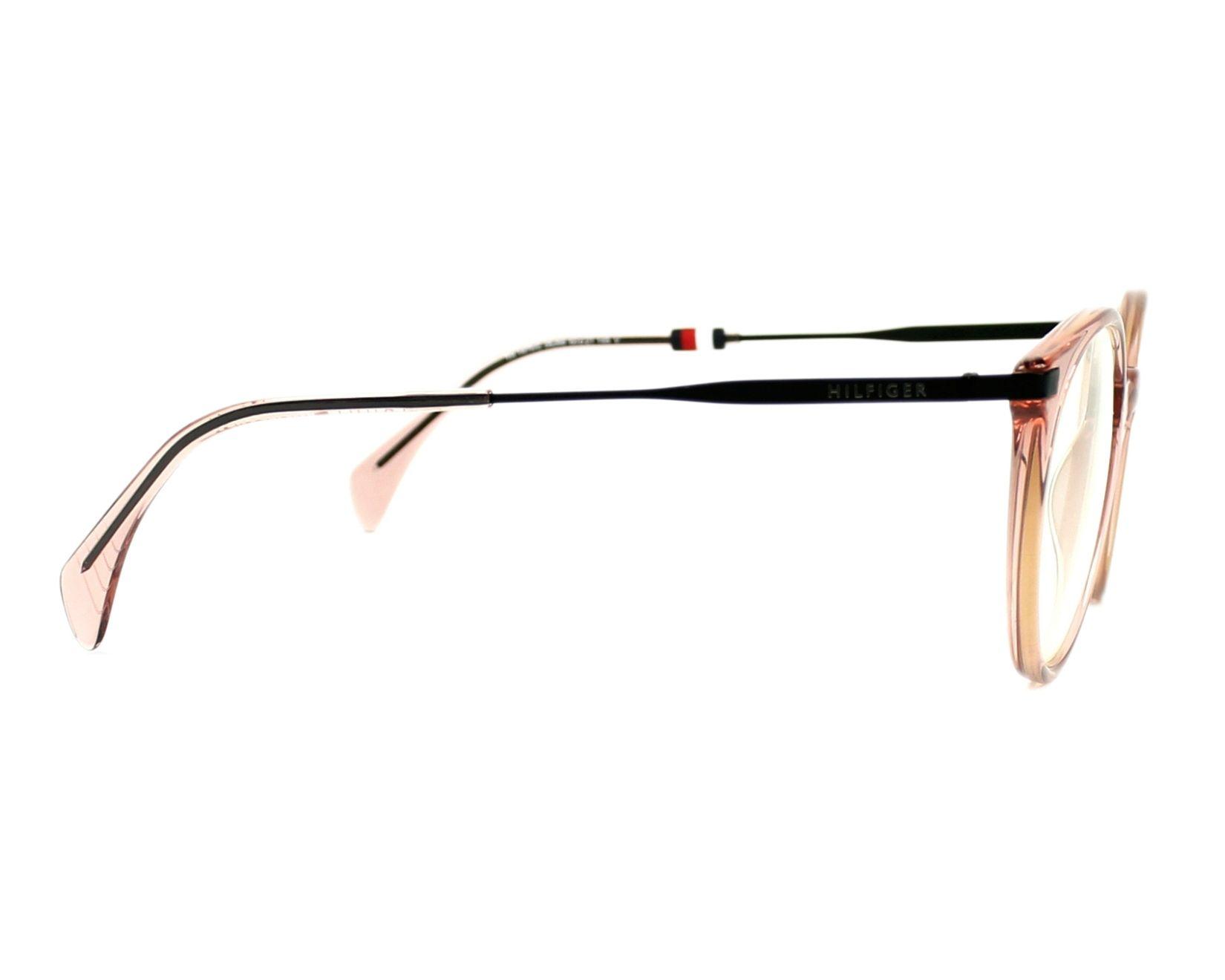 orig tommy hilfiger brille brillengestell th 1475 c. Black Bedroom Furniture Sets. Home Design Ideas