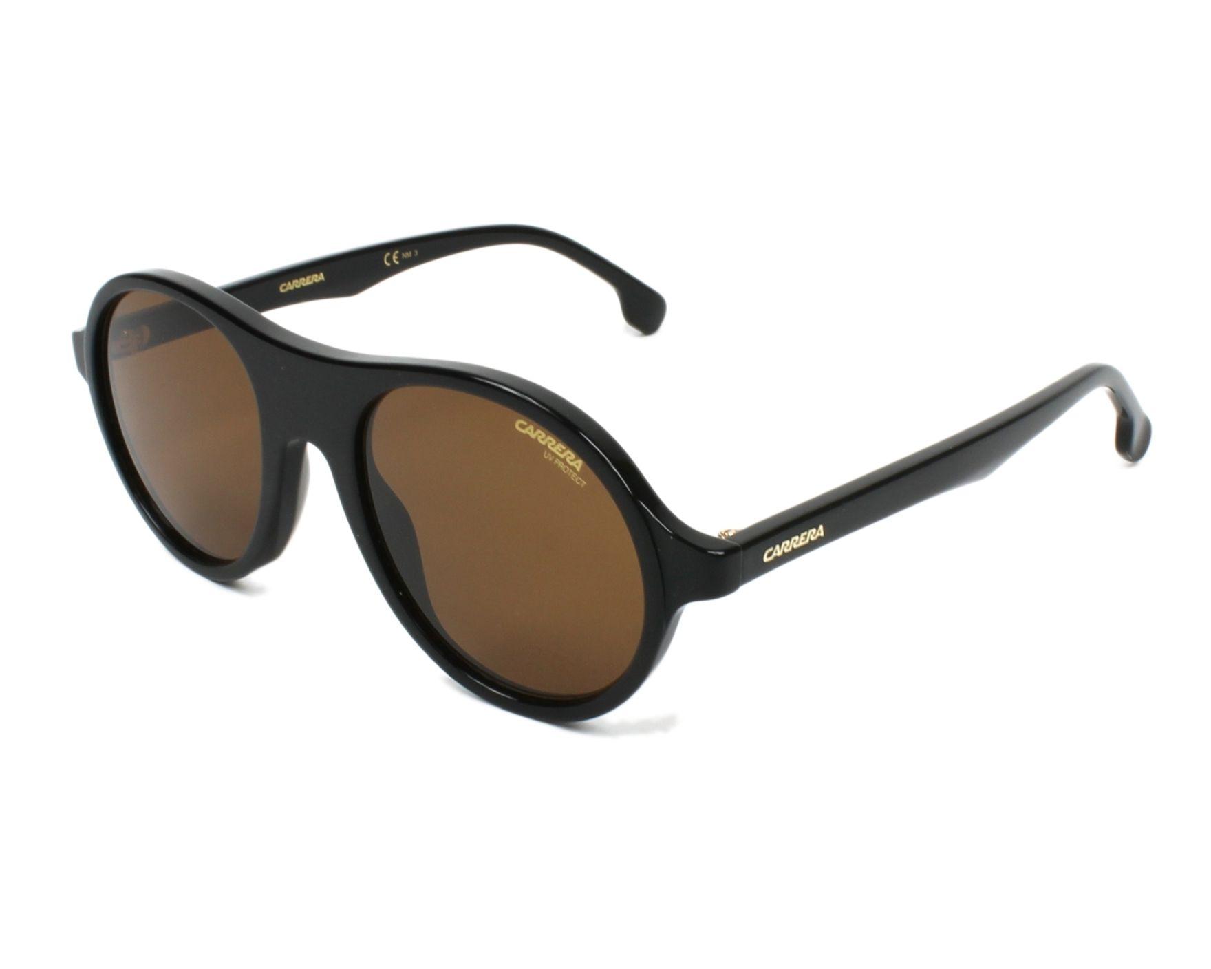 Carrera Eyewear Sonnenbrille » CARRERA 142/S«, schwarz, 807/70 - schwarz