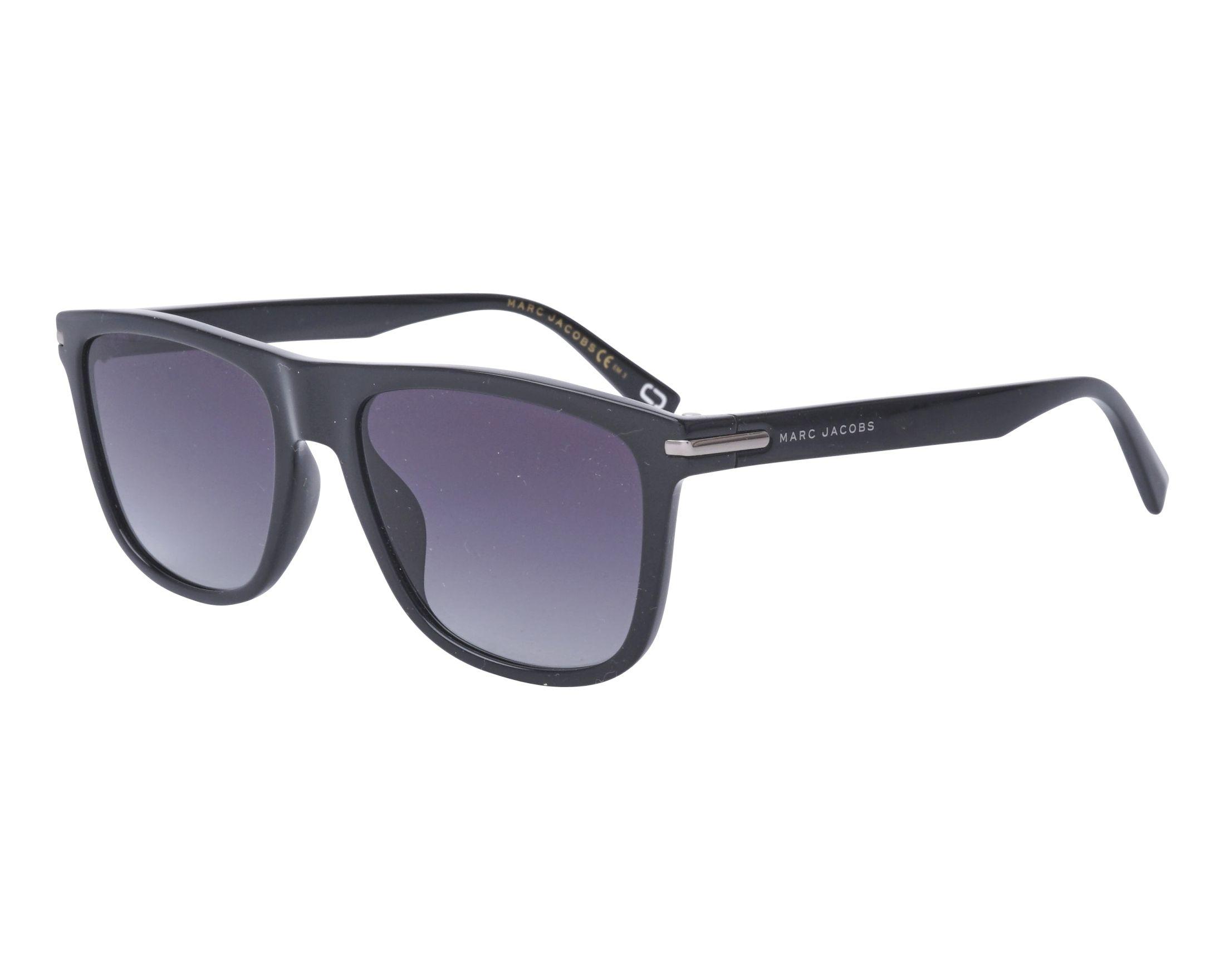 Image is loading Marc-Jacobs-MARC-221-S-Authentic-Designer-Sunglasses- 38e5e601d3cd