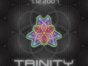 Triniti trance party Shanti Sound System