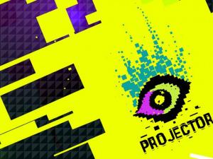 First International Festival of Video Art Club and DVJ technology