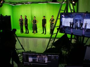 DENPASAR FEST 2020 - Fashion show Virtual Production