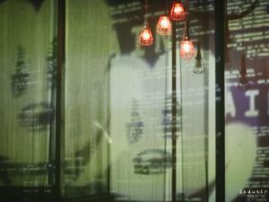 VJ set @ Techno Train party (Dada, Shanghai)
