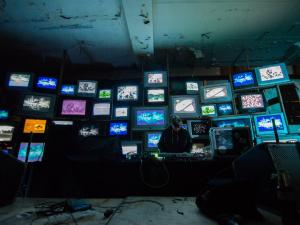 """PAKAPOK"" 2016 tv instalation"