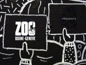 Acid Shuttle at Le Zoo Usine. Geneve