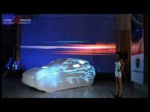 Lancement de la nouvelle Porsche Macan Tunisie hôtel Mövenpick Sousse