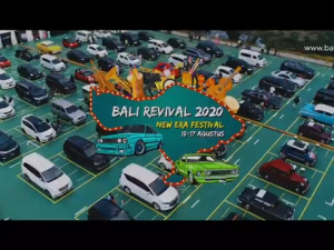 BALI REVIVAL 2020 - First Drive In Concert