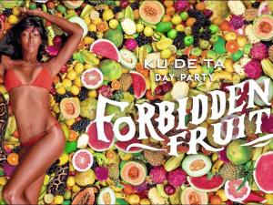 KU DE TA Day Party 2018 : Forbidden Fruit
