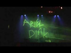 Ariel Pink's Haunted Graffiti Tour 2013 Visuals