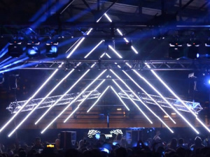 EYE SEE Experience event By Uberhaus feat DJ Solomun