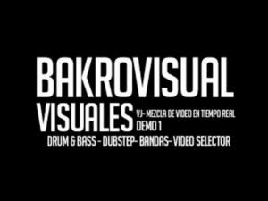 BakroVisual Demo 1