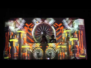 audio visual mapping