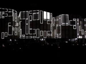 3D mapping @ alvar aalto kulturhaus, wolfsburg