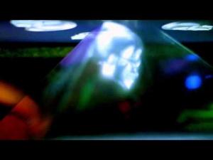 WormUpLab - Pudim Wonderland @  Breynner85 - Pyramid hologram
