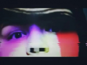 Face projection mapping