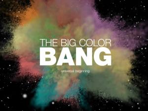 BigColorBang - Universal Beginning - PanoramaVideoinstallation Tennesee US