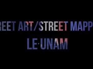 leunam street art/street mapping
