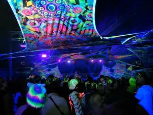 Techno - Psychedelic Freakshow 28.8 - 30.8 Sweden