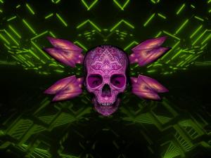 Pirates Candy Skull