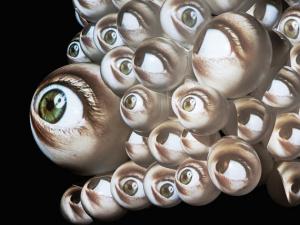 NEGUA created by KALYPSO   interactive Video Sculpture   BLOOM Award / ArtFair Cologne 2015