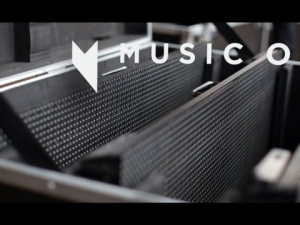 VisualsFromHeart MusicON Instalacion CONEXION RITMICA