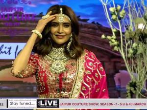 Jaipur #COUTURE Show 2020 - SEASON - 7