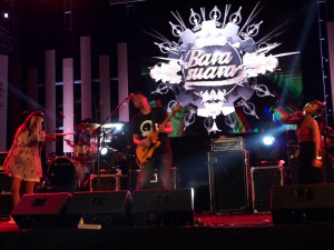 Barasuara - Tarintih - Perform at Soundsations 2018, Mertasari Beach Sanur