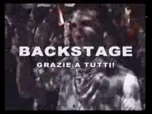 DVJ Show by DJ Danger (Backstage) - 05/06/2010 @ Carpi (MO)