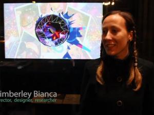 kaleidOk Emotional Speech Visualiser - Interactive Pilot in Pulic Spaces
