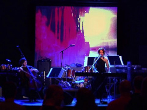 02 The Neon Blues - Passing Human Parade -  Live at Tavastia 11.1.2013