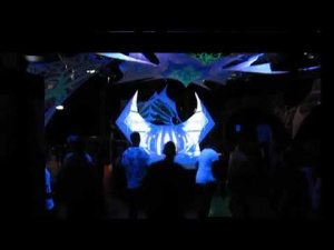 Mapping projections - Final Chakra party