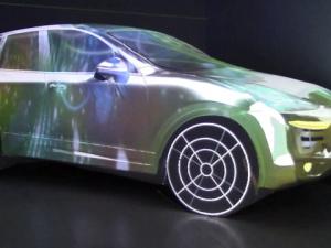 Eye See Experience & Plan a - Porsche 3D Mapping 2014