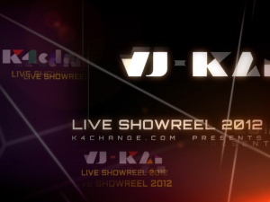 VJ-Kai Live-Showreel 2012