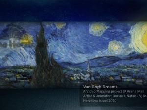 Van Goch DREAMS @ ARENA MALL 2020
