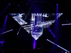 Last Night On Earth, NYE 13/14 @Brixton Academy, London - DISASTER GIRL + VJ KodeK