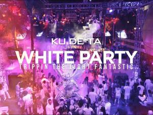 KU DE TA White Party 2017 : Trippin the light Fantastic!