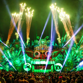 Dreamfields Festival Bali 2015