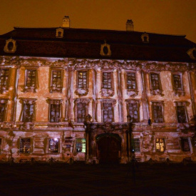 Lightning Sibiu mapping