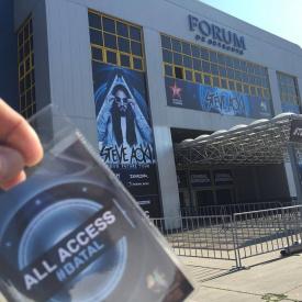 Steve Aoki - Neon future tour - Beirut Edition 2016