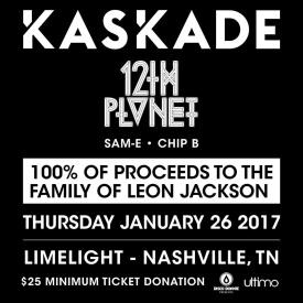 12th Planet & Kaskade - Nashville