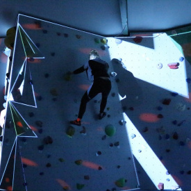 Augmountain Motion::Tracking::Boulderwall