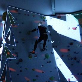 Augmountain Motion::Tracking::Boulderwall