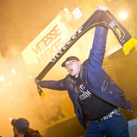 Sports - Huldiging football club Vitesse mei 2017