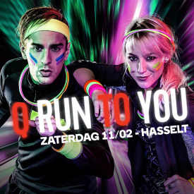 Q Music - Q-Run To You 2017