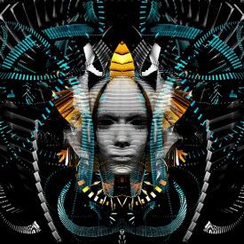 Mhmkay -  SyntheticLifeforms  (audioreactive psychedelic visuals)