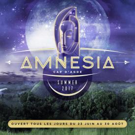 AMNESIA Summer 2017