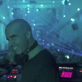 CHRIS LIEBING at SPAZIO900 Rome 15.9.2018 NEON