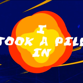 Mike Posner - I Took A Pill in Ibiza (W&W Festival Mix) Visual Edit - (Sanjay Waghela) Only Promotional Live Visual set(Disclai